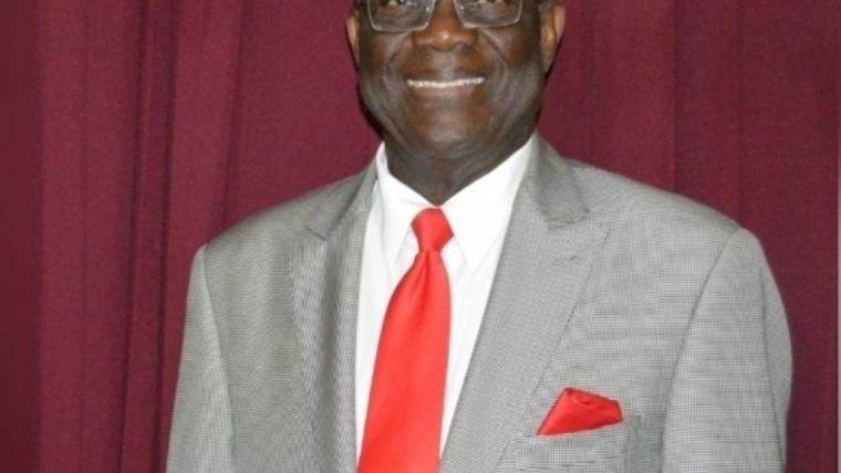Bishop Dr. Herro V. Blair